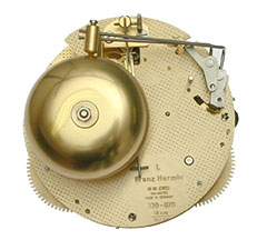 mechanical movement Kieninger-Consonni 131-070 Bim Bam on bells - Bim Bam sound