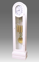 floor clock Art.506/2 white