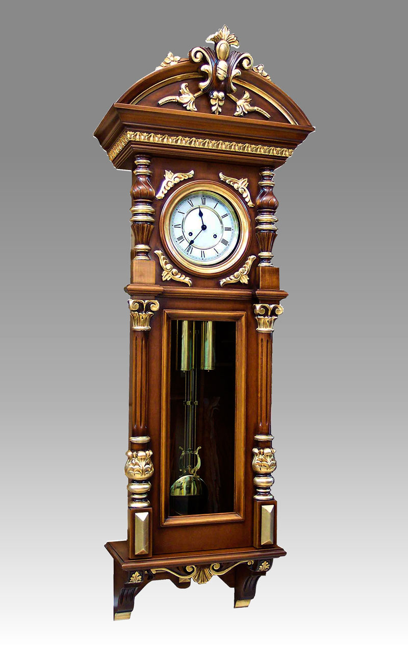 Regulator clock for Consonni arredamenti